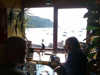 Isle of skye breakfast